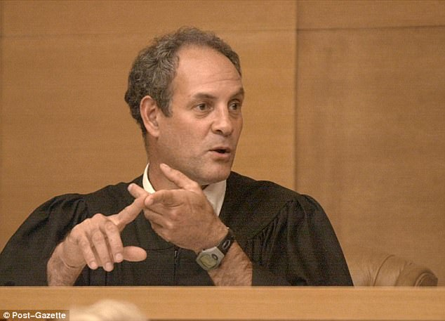 Judge Joseph Bruzzese Jr,