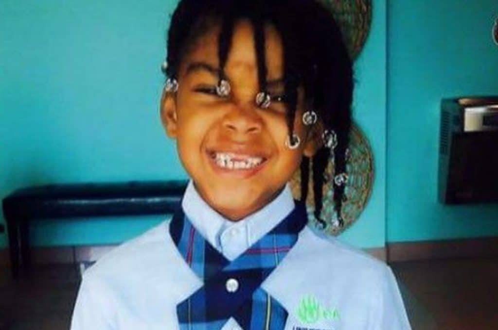 Girl, 8, dies months after drinking boiling water on a dare