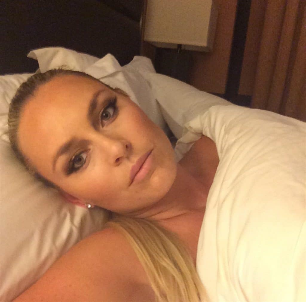 Tiger Woods and Lindsey Vonn nude photo leak: Couple