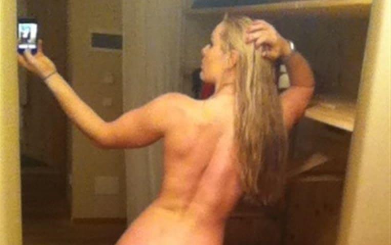 Lindsey Vonn hacked photos