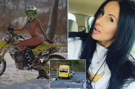 Olga Pronina photos: Russian motorcyclist Instagram star dies in horror crash