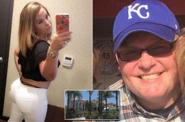 'I only wanted love' Scott Kennedy drug exec spends $5.8m company credit card on escort