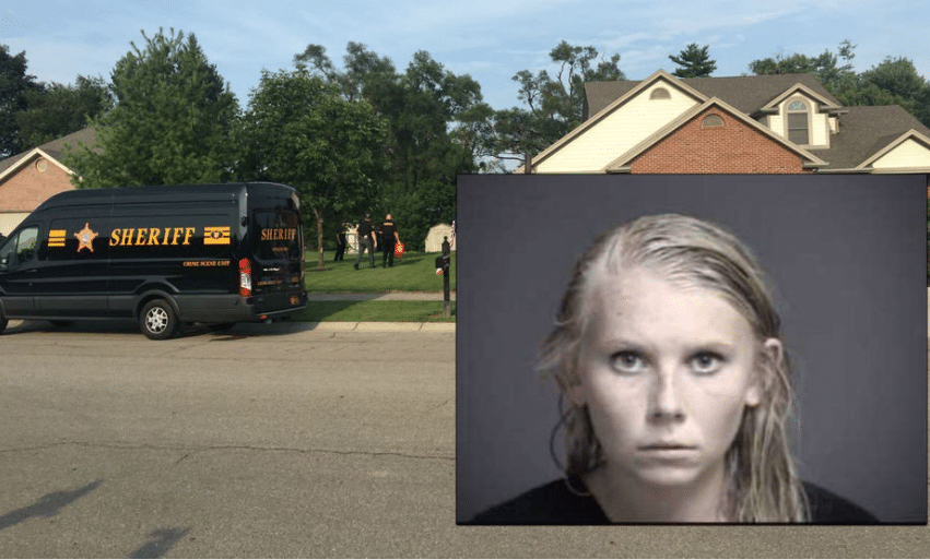 Brooke Skylar Richardson pleads not guilty