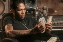 Why? Yung Mazi Atlanta rapper shot dead.