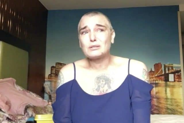 Sinead O'Connor living NJ motel mental illness