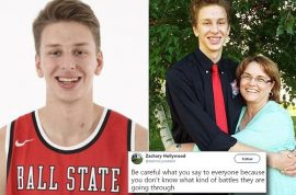 Why? Zach Hollywood suicide: Ball State player kills self after cryptic warning