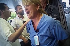 Why? Alex Wubbels Salt Lake City nurse arrested refusing to draw blood sample