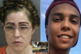 Connie Serbu murders Xavier Sierra after he raped six year old daughter in revenge killing