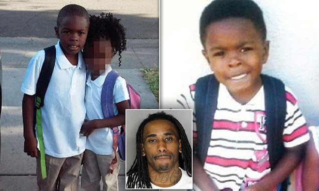 USA boy hammered to death by mother's ex while protecting younger sister