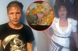 Dmitry Baksheev: Russian Cannibal family admits killing and eating 30 people