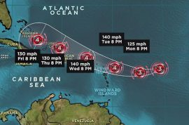 Hurricane Irma category 4: Where will it hit US landfall?'