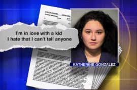 'I love u' Katherine Gonzalez Milwaukee teacher has sexual contact with chronically depressed student