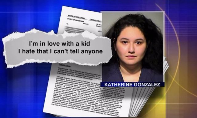 Katherine Gonzalez Milwaukee teacher sentenced