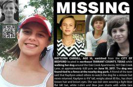 Kaytlynn Cargill murder: 16 year old Texas suspect arrested over drug deal gone wrong