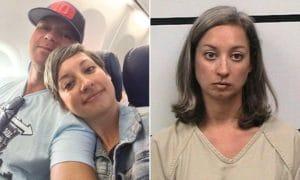 Sarah D'Spain arrested