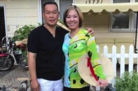 Tony Le Minneapolis husband strangles wife after she files for divorce