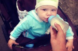 Viktoria Kuznetsova Russian teen mother parties for a week leaves baby to die