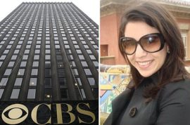 Hayley Geftman Gold CBS exec fired: 'I've no sympathy for gun toting Republican victims'