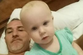 Jeremy Main 'devoted Lady Lake father' drowns 18 month old daughter after wife files divorce