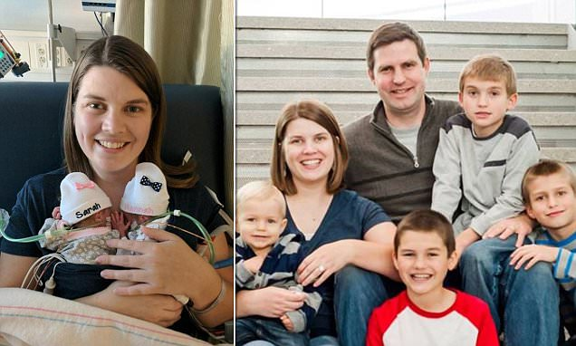 Mom of Six Killed In Crash Heading Home From Visiting Preemie Twins