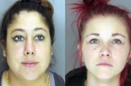 Kimberly Hopf and Stefania Bishop attack pregnant sister cause she didn't deserve baby