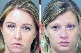 Kristen Leigh O'Connor and June Schweinhart overdose on heroin with their kids in the backseat