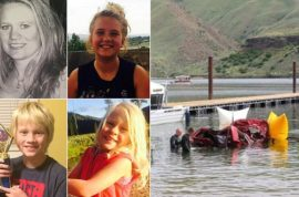 Why? Noel Bankhead Idaho mom drives off cliff with three children
