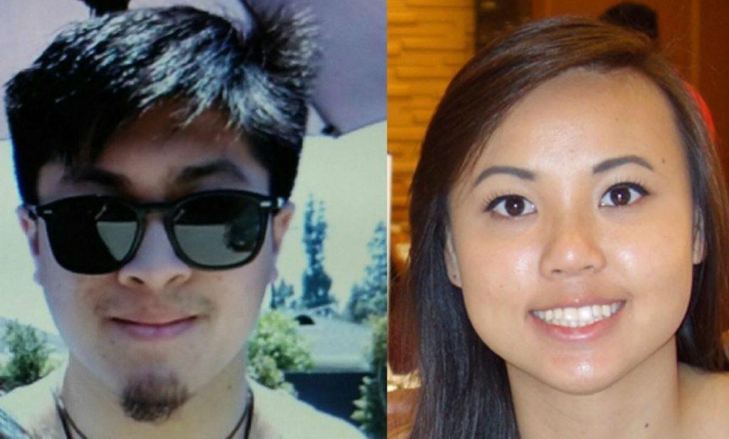Joseph Orbeso and Rachel Nguyen