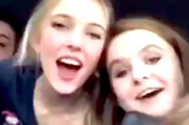 Weber High School cheerleaders funny video: 'Fxcking nxggers'