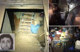 Italian Fritzl kept woman sex slave in dungeon for ten years, gave birth 2 children
