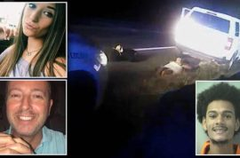 Amber Brackney Florida teen abduction plot foiled by dad with gun