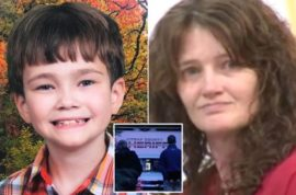 Why? Amber James Washington mom strangles 9 year old son on Halloween
