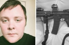 Why? Devin Patrick Kelley I'd as First Baptist Church shooter