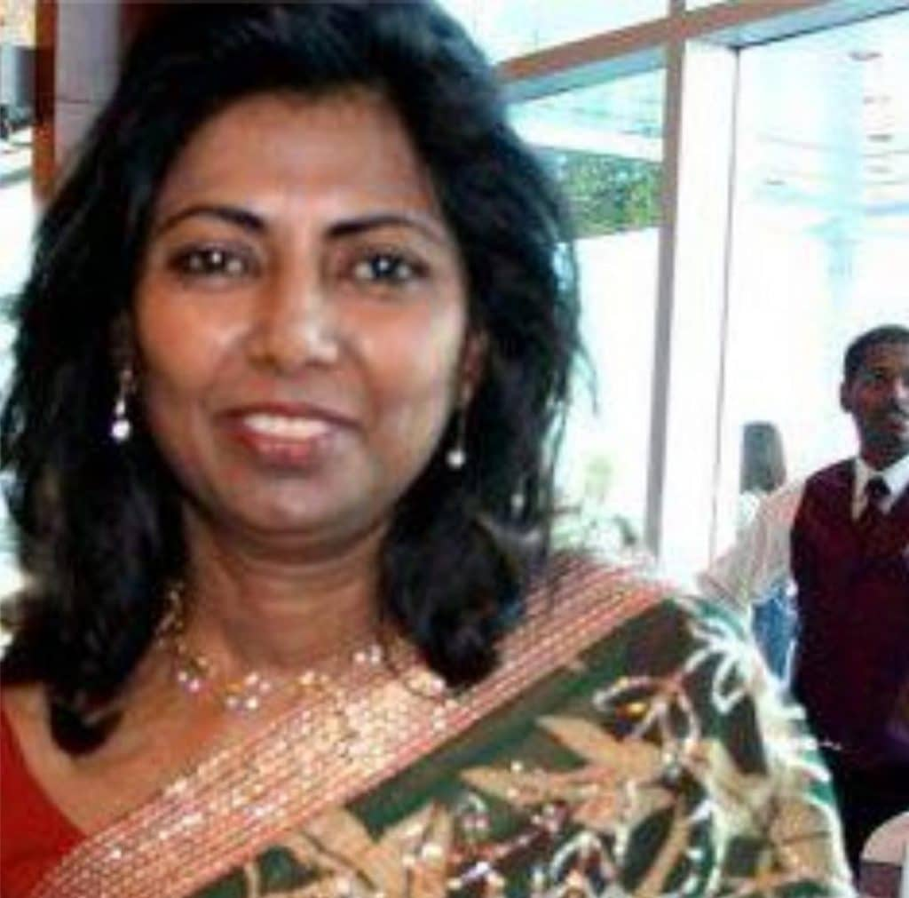 Geetha howie staten island woman stabbed to death outside home for Howie at home
