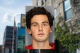 John Greenwood Cornell student hate crime: 'Sand nxgger'