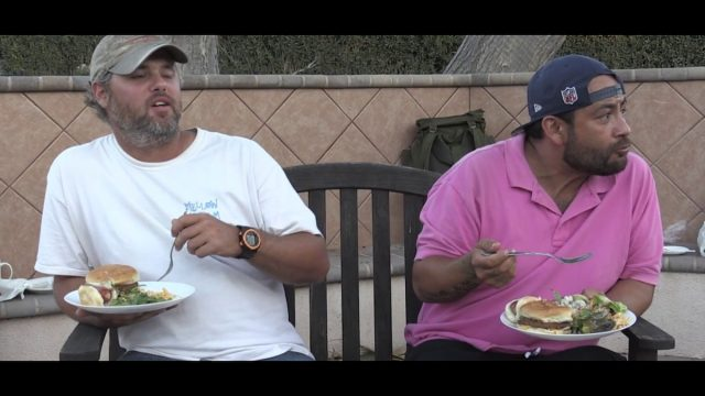 Malibu church feeding homeless