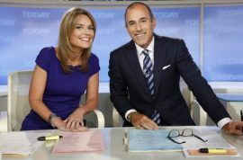 'I'm heart-broken' Matt Lauer fired by NBC over sexual misconduct allegations