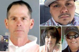 Why? Scott Ostrem Thornton Walmart shooter kills 3