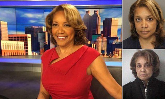 Amanda Davis CBS46 anchor