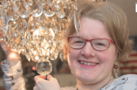 Leeds woman to marry chandelier she bought on Ebay, 'love at first sight'