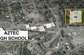 Why? Aztec High school shooting: three students dead, including pupil gunman