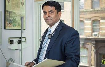 Dr Ravindra Rajmame