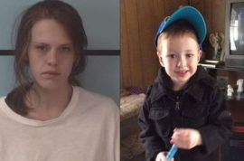 Right decision? Morganton mom spared prison after 3 year old son freezes to death while high on meth