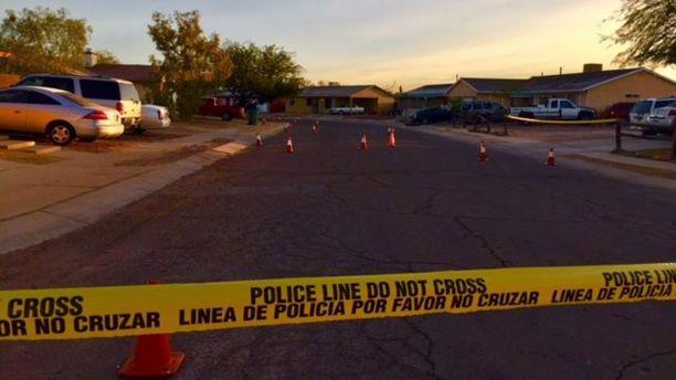 Pregnant Tucscon woman, 19, shot dead while asleep, baby survives