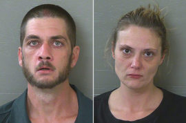 Why? Florida couple leave boy alone in trailer for 2 months (with no food).