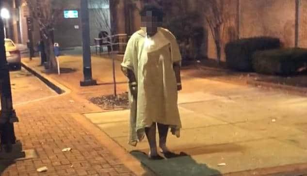 Baltimore patient dumping