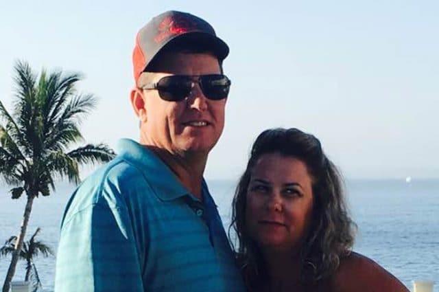 Bryan and Sandra Hogg