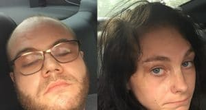 Candice Diaz and Brad Fields arrested