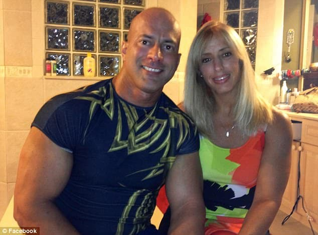 Nicole Benjoino and Emerson Benjoino