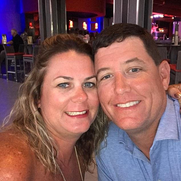 Sandra Hogg and Brian Hogg
